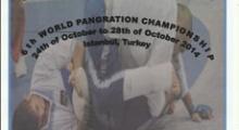 WORLD CHAMPIONSHIP 2014 ISTANBUL TURKEY